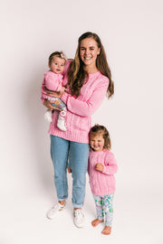 Kids knit jumper | Designed in NZ | Children's winter clothing NZ