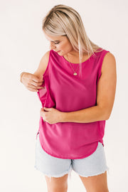 SALE- Annie Top- Flamingo WAS $89