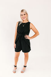 SALE- Harper Playsuit- Black WAS $139