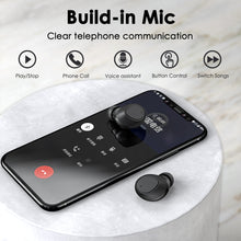 Load image into Gallery viewer, ZNT AirBuds Bluetooth Earphones TWS Bluetooth 5.0 True Wireless Earbuds