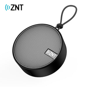 ZNT ThunderBox-Black Bluetooth Speaker Bluetooth 5.0 Wireless Portable Speaker