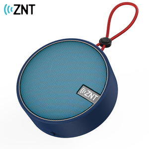 ZNT ThunderBox-Blue Bluetooth Speaker Bluetooth 5.0 Wireless Portable Speaker