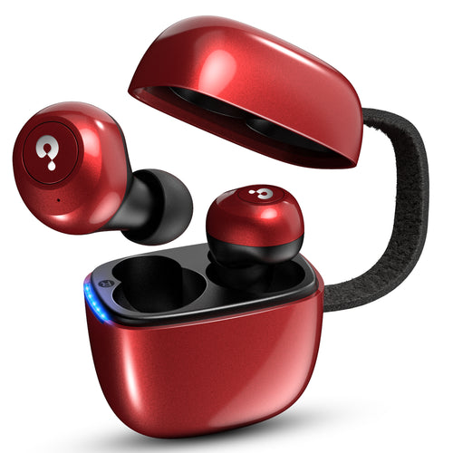 ZNT A7-L Bluetooth 5.0 + EDR True Wireless Earphone Iron Men Series HIFI Sound Quality Earpiece