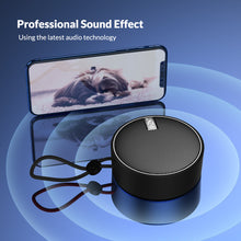 Load image into Gallery viewer, ZNT ThunderBox-Black Bluetooth Speaker Bluetooth 5.0 Wireless Portable Speaker