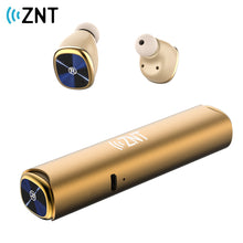 Load image into Gallery viewer, ZNT D08-G Bluetooth 5.0 Wireless Earphone True Wireless Earpiece Mini Earbuds