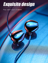 Load image into Gallery viewer, ZNT R669-A Half in-Ear Stereo HIFI Sound Quality TPE Wired No Ear Pain Earphone