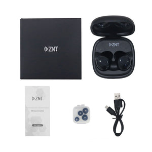 ZNT D09 Wireless Bluetooth Hifi Sound Portable Sweat Resistant Earphone