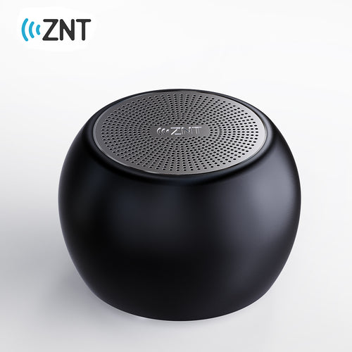 ZNT MiniDots Small Bluetooth Portable Hifi Sound Metal Speaker