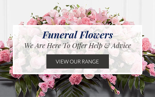 Funeral Flowers - We Are Here To Offer Help & Advice