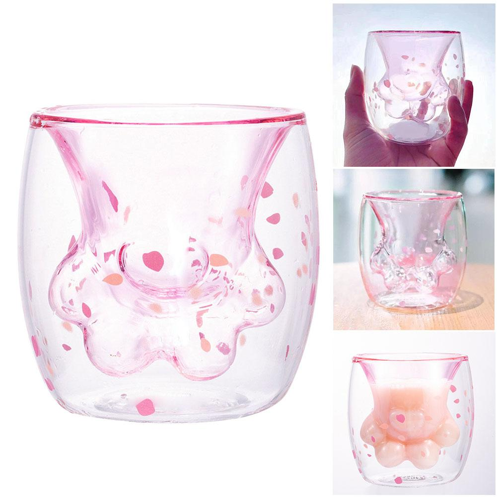 Sakura Cat Paw Mug (Limited Edition)