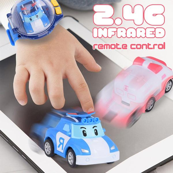 Robocar Poli Rc Car Watch