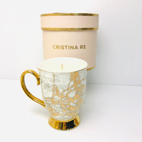 Mug by Cristina Re - White Marble