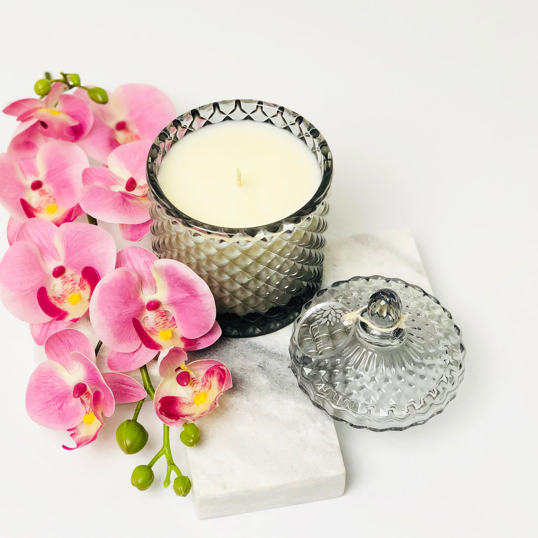 Grey Lumiere Candle