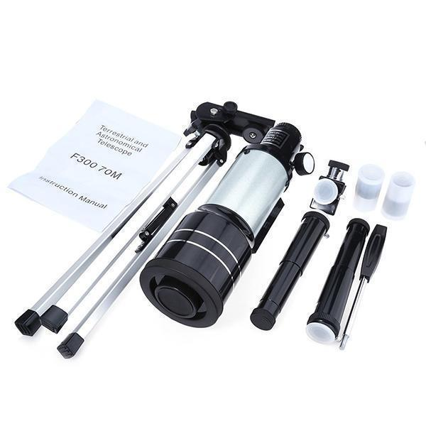 Best2018MonocularProfessionalSpaceAstronomicTelescopeaveveLOutdoor Monocular Lens Barlow-OUTDOOR & EQUIPMENT-zadame.com-zadame.com