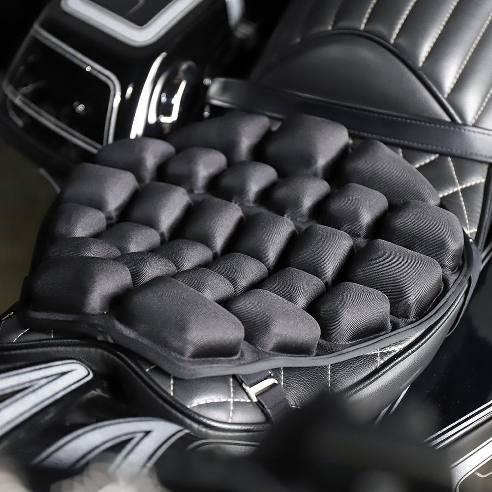 Comfortable Motorcycle Airbags Seat Cushion