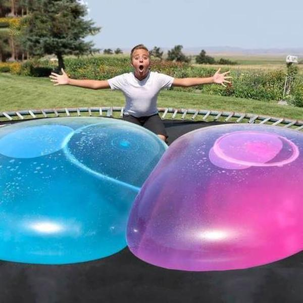 AMAZING WATER BUBBLE BALL