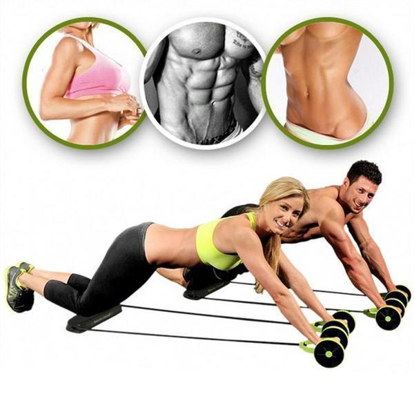 AthleticRolls, the bodybuilder that leaves your body set in a short time in the comfort of your home!-EXERCISE & FITNESS-zadame.com-zadame.com