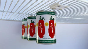 CanLoft, magnetic can hangers for wire and solid shelves-KITCHEN & SUPPLIES-zadame.com-zadame.com
