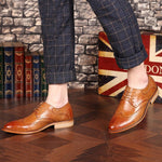 Gentle Plain Bullock Men's Oxfords