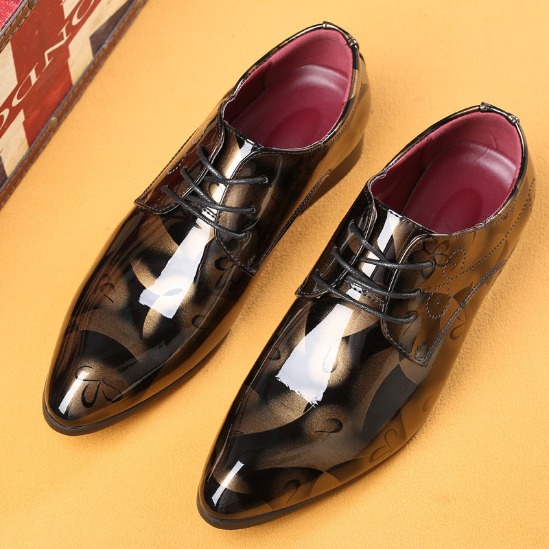 Patent Leather Oxfords