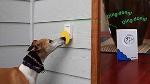 Smart Doggie Doorbell