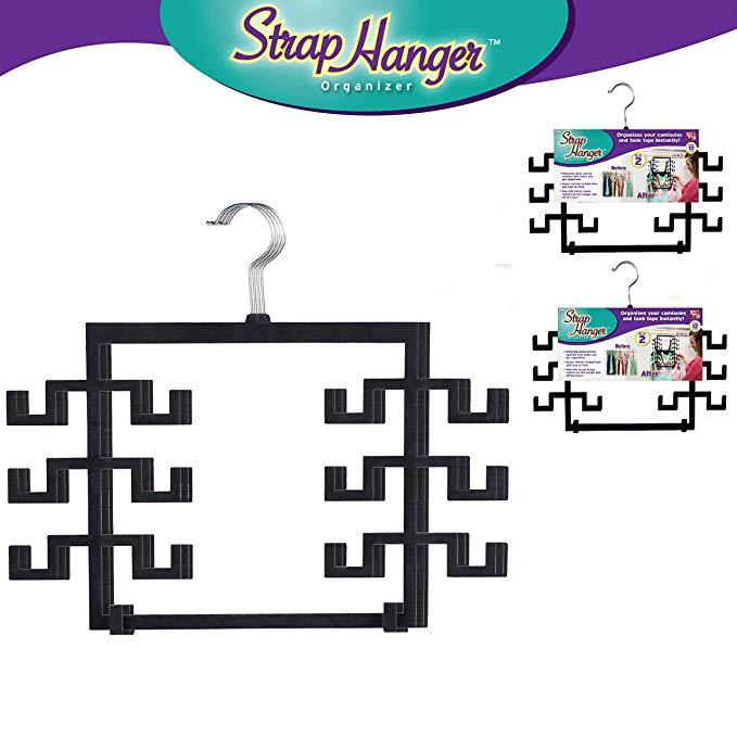 Strap Hanger Organizer Set of 4 Packs