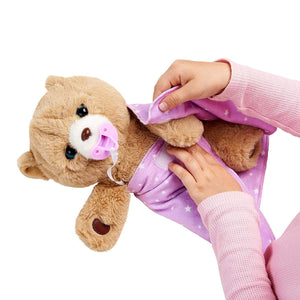 Super Soft and Interactive Cuddly Teddy Bear