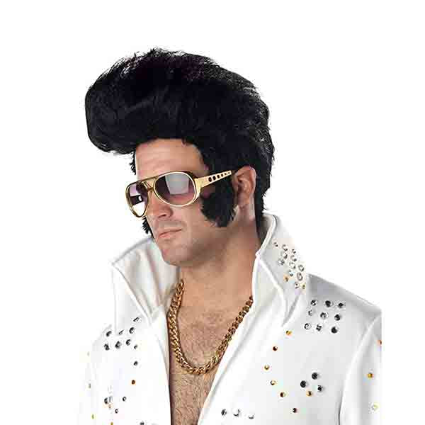 Men's Rock N' Roll Wig
