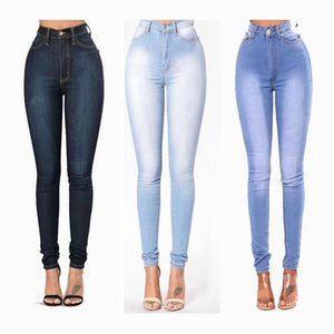 Women's Sexy Skinny Fit  Basic Jeans