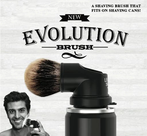 Evolution Shaving Brush
