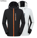Audiazy Men's Spring Autumn Camping Hiking Softshell Jackets Outdoor Sports Coats Traveling Fishing Trekking Windbreaker OM048-OUTDOOR & EQUIPMENT-zadame.com-zadame.com
