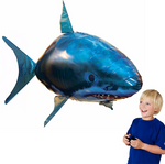 Air Swimmers Remote Control Flying Fish-Toys & Games-zadame.com-blue-zadame.com