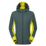 Audiazy Men's Spring Autumn Camping Hiking Softshell Jackets Outdoor Sports Coats Traveling Fishing Trekking Windbreaker OM048-OUTDOOR & EQUIPMENT-zadame.com-Army Green-M-zadame.com