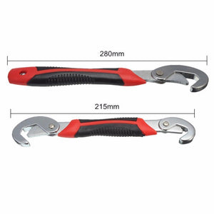 2pcs Multi-function Universal Wrench Spanner-Tools-zadame.com-zadame.com
