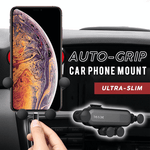 Universal Auto-Grip Car Phone Mount
