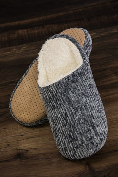S/M ONLY Luxury Chenille Slippers
