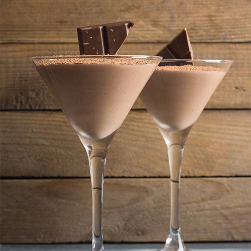 Natural Chocolate Martini Cocktail Mix - RoseabellaCo