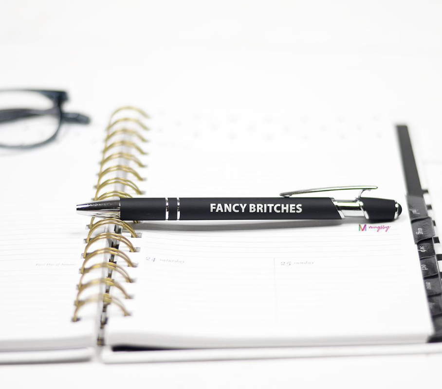 Fancy Britches Pen - RoseabellaCo