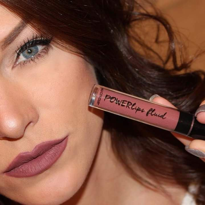 PowerLips Nourishing Lip Color - Roseabella