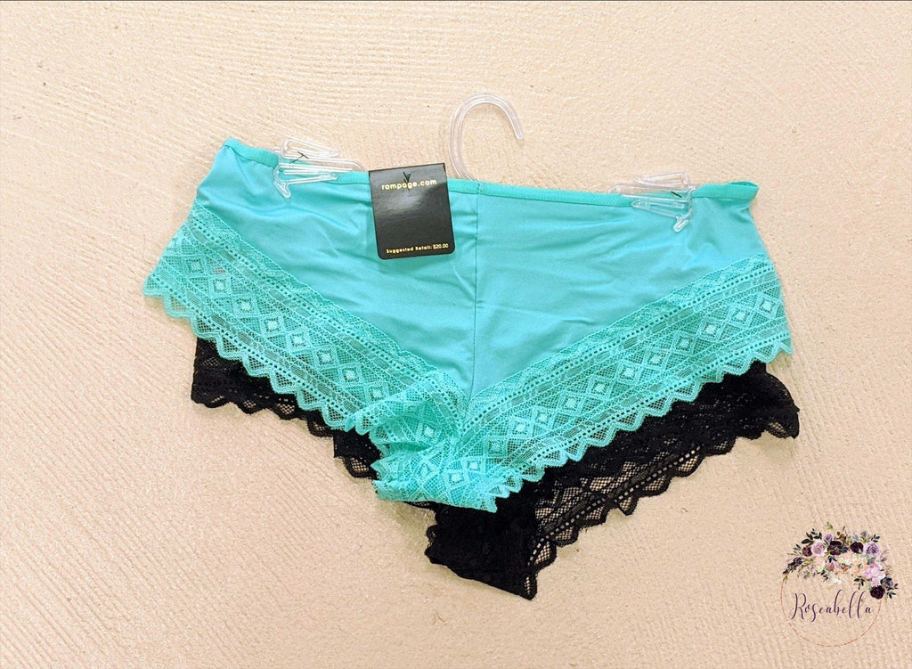 Medium ONLY 2PK Feeling Flashy Underwear - RoseabellaCo
