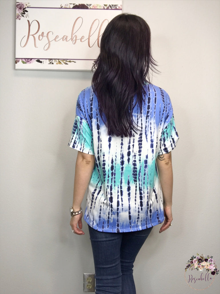 Large ONLY The Whimsical Top - RoseabellaCo
