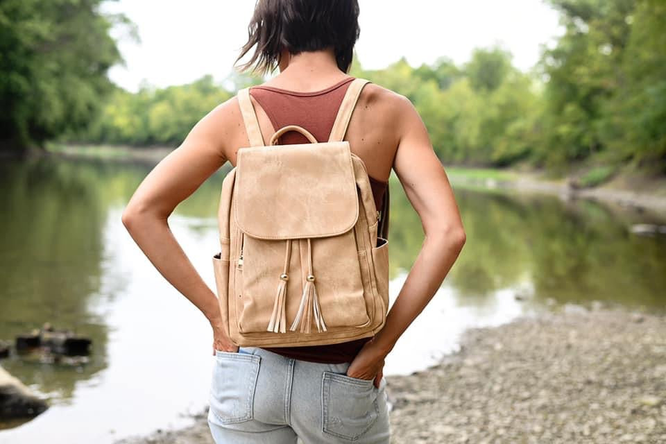 The Bella Backpack - RoseabellaCo