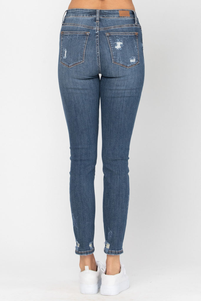 REG & PLUS On-Trend Jeans - Roseabella