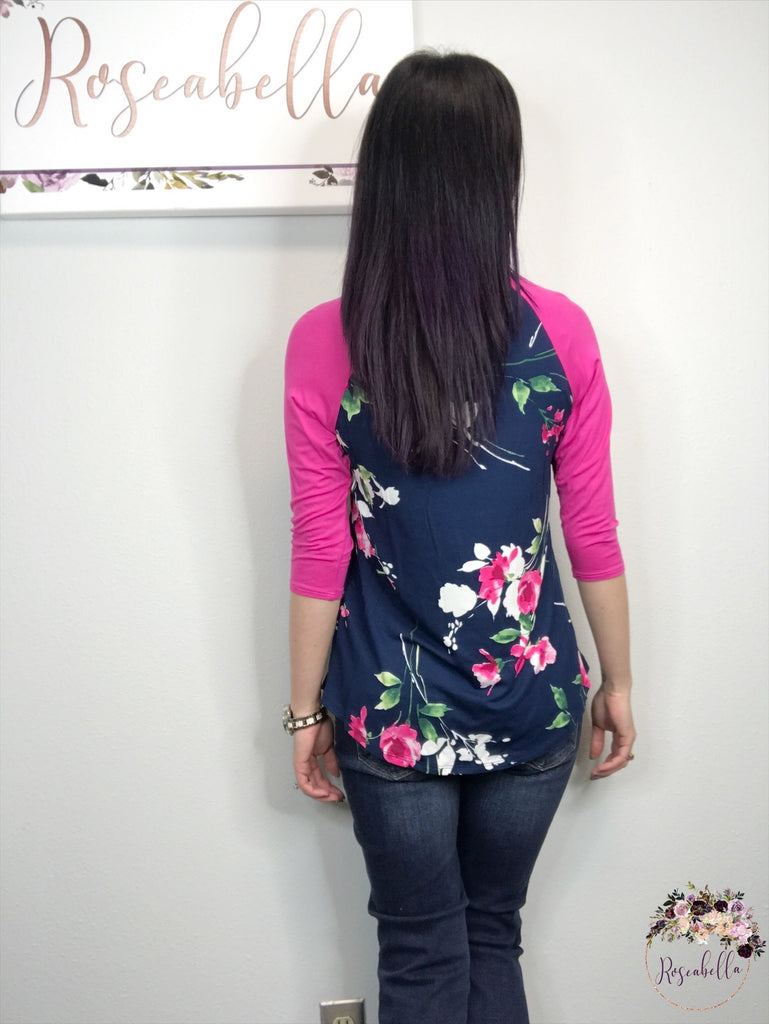 Small ONLY The Vibrant Joy Top - RoseabellaCo