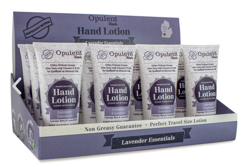 Travel Size Lavender Hand Lotion - RoseabellaCo