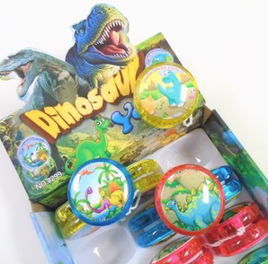 Dinosaur Light-Up Yo-Yo - RoseabellaCo