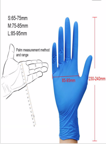 5 Pairs Disposable Gloves - RoseabellaCo