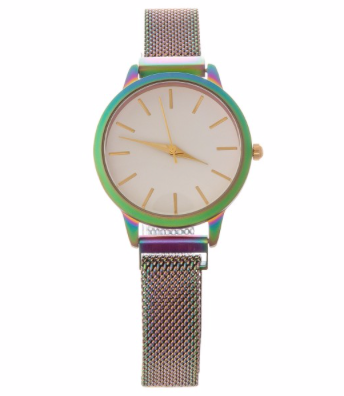 Women's Prismatic Watch - Roseabella
