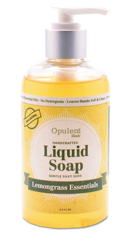 All Natural Liquid Soap - RoseabellaCo