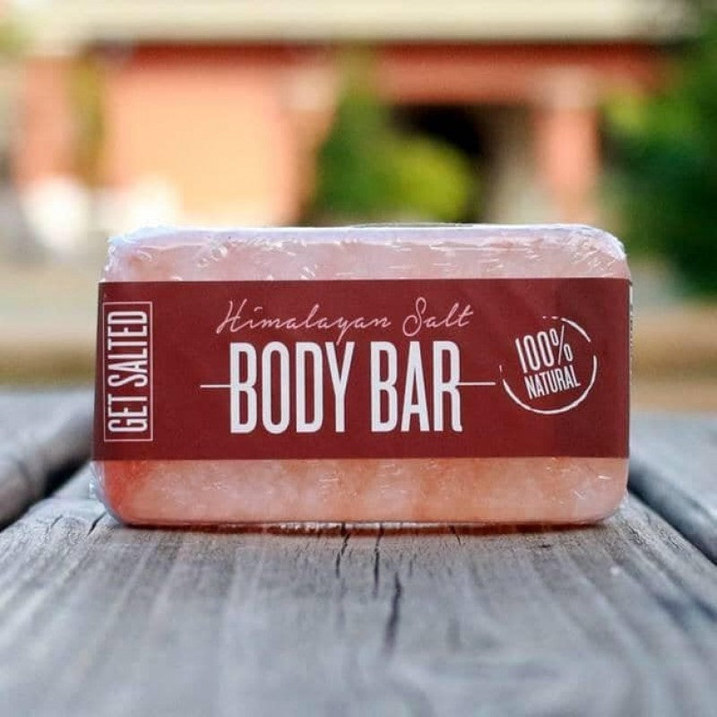 Himalayan Salt Body Bar - Roseabella